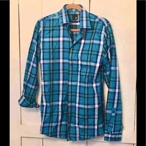 JF Ferrar Dress Shirt Small